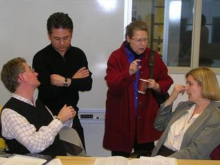 Board Meeting, November 2007