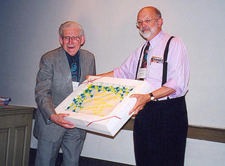 Charles Cuttler's 90th Birthday Party, Pittsburgh conference, 2003