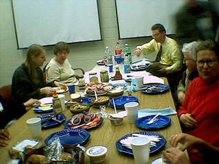 Board Meeting, October 2003